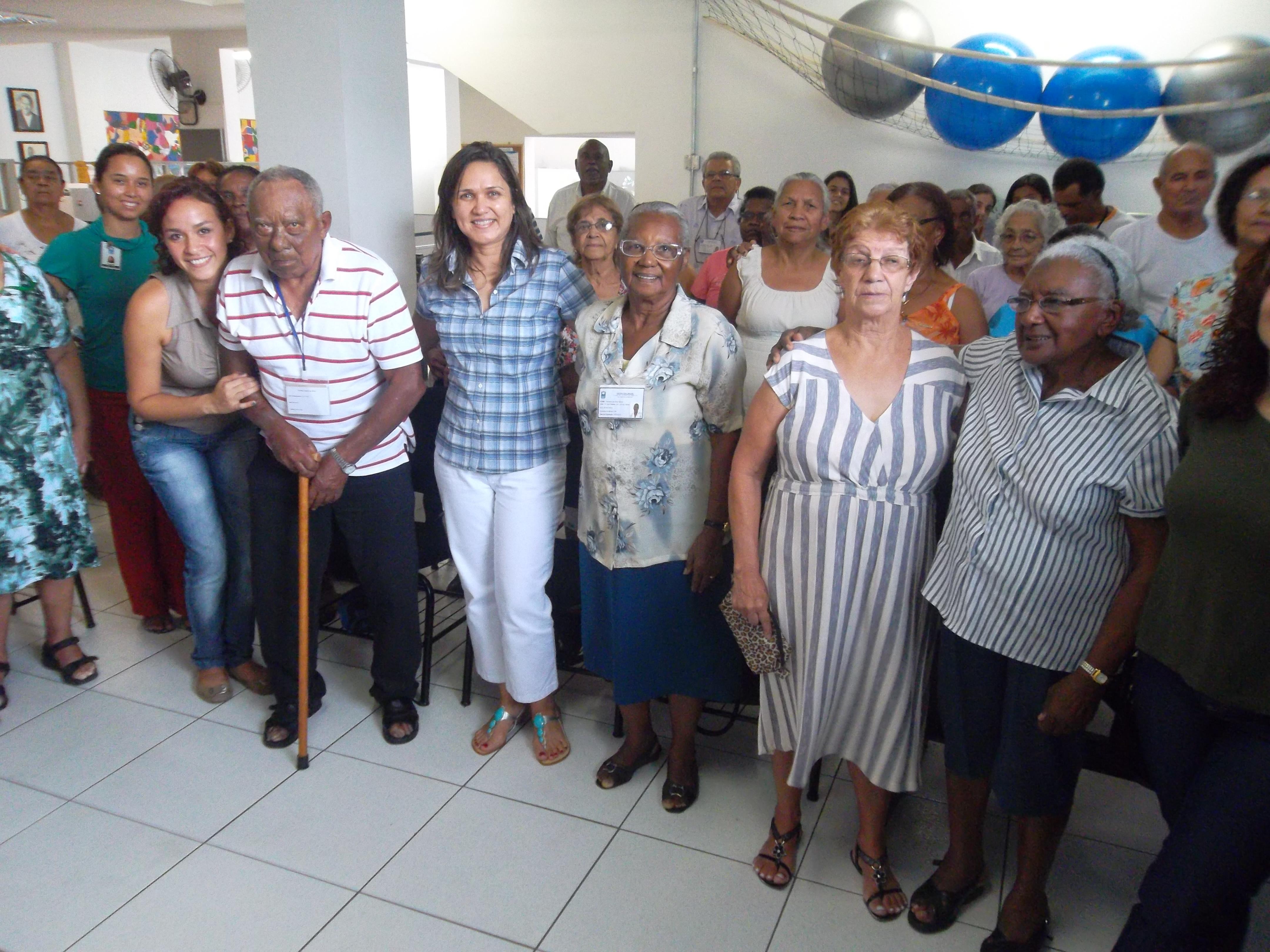 2013-Café de Boas-Vindas Equilíbrio