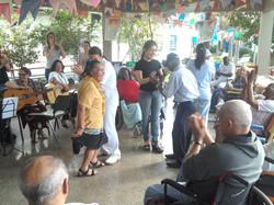 2012-Festa na Residência