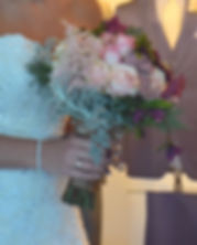 Spring Wedding Bouquet door Natys Floral Design & Services.