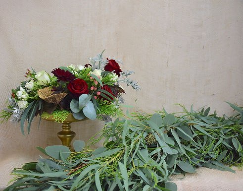 Party of Wedding Table Decor