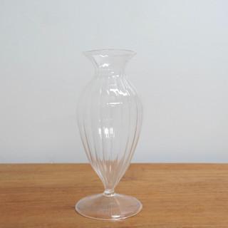 glazen vaasje 17 cm