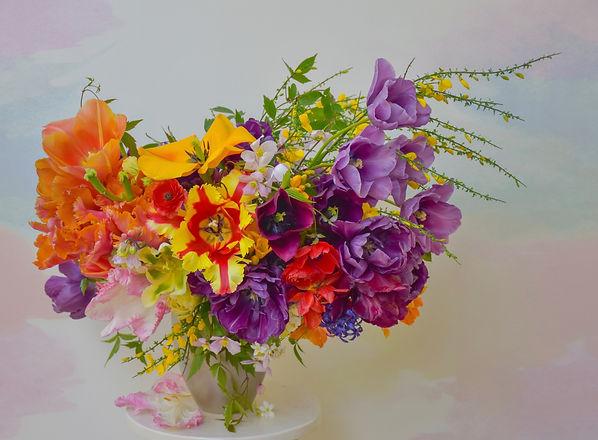 Lentestuk door Natys Floral Design & Services
