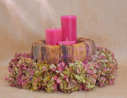 Herfstkrans door Natys Floral Design & Services