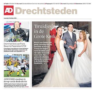 Trouwbeurs Dordrecht 2016