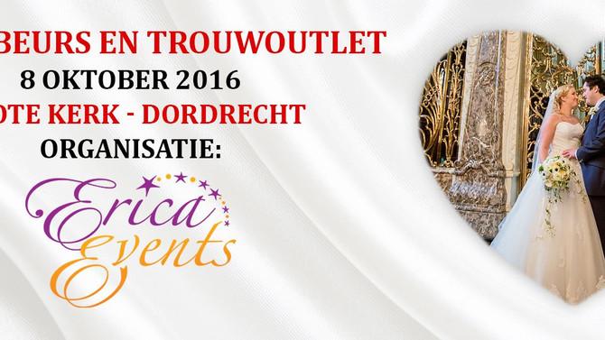 Trouwbeurs Dordrecht 8 oktober 2016