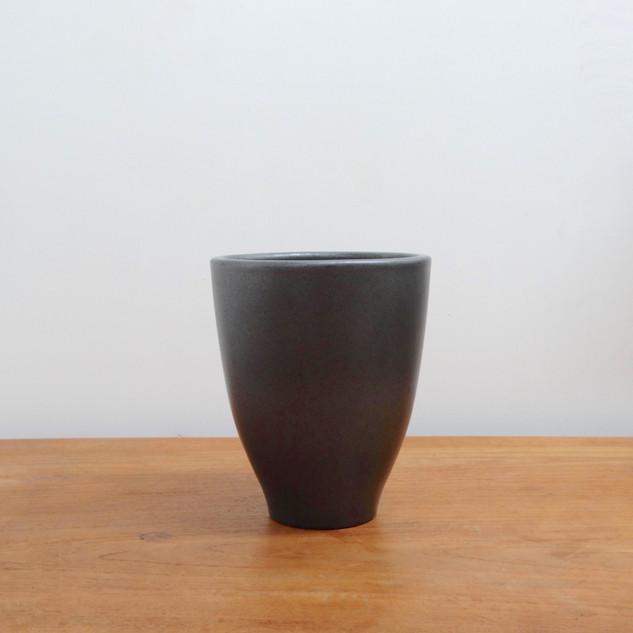 pot royaal graphite 16,5x14 cm