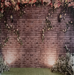 floral brick