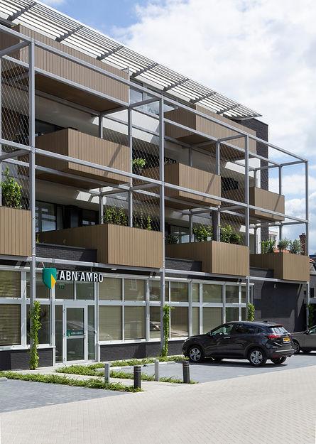 Architectuur Appartement zeist - Barry Broekhuijse