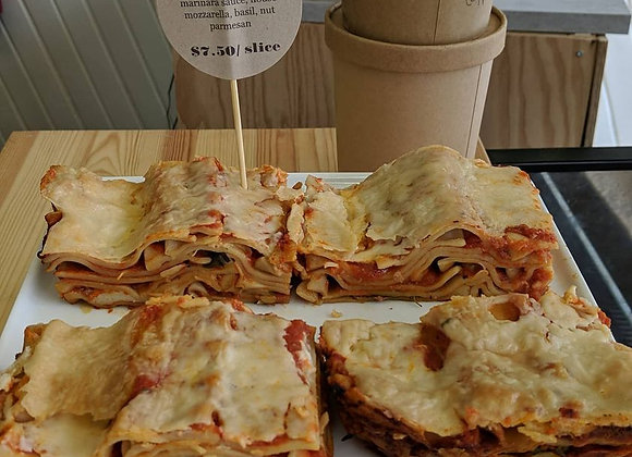 Homestyle Lasagna
