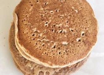 Spelt Pancakes, 1/2 dozen