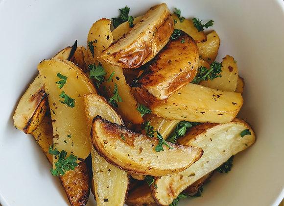 Lemon Roasted Potatoes