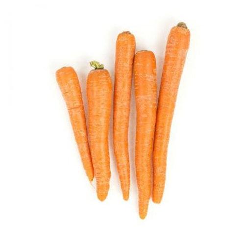 Organic Carrots, per kg