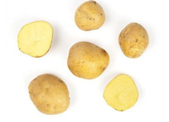 Mini Yukon Gold Potatoes, per kg
