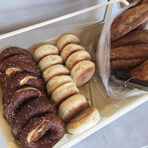 Fresh Breads by Spent Goods Bakery