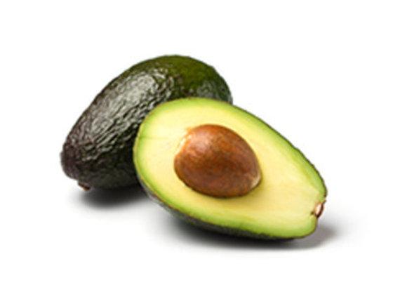 Ripe Avocado, each
