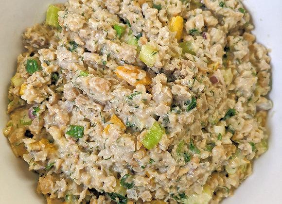 Chickpea Salad Sandwich Filling