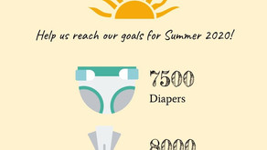 MWC Supports Kyle Zingler's Diaper Pantry Drive