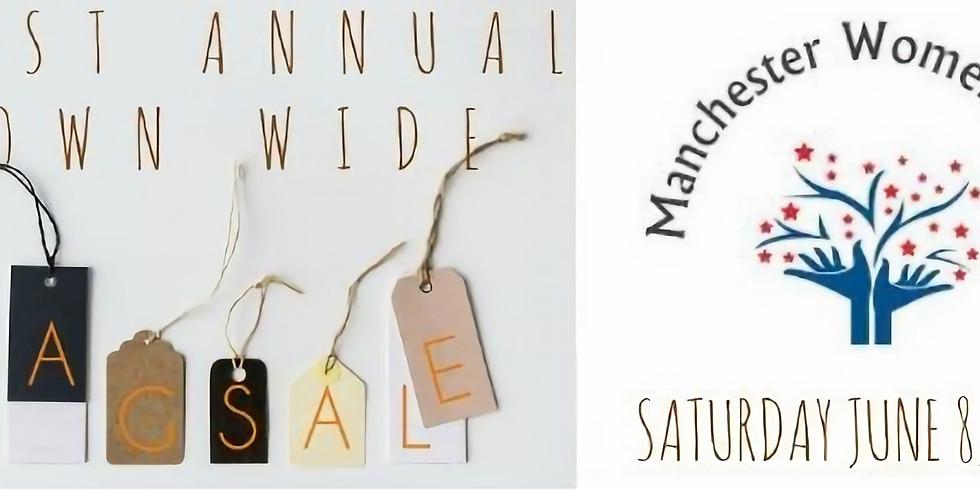1st Annual Town-wide Tag Sale