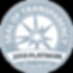 GuideStar Platinum 2018 seal.png