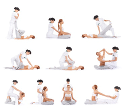 Starks Sisters Clinical & Med Spa - Thai Massage Techniques for Pain