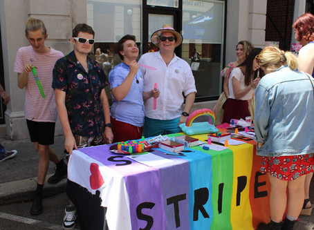 Monte and Tom's top tips for running an O Day stall