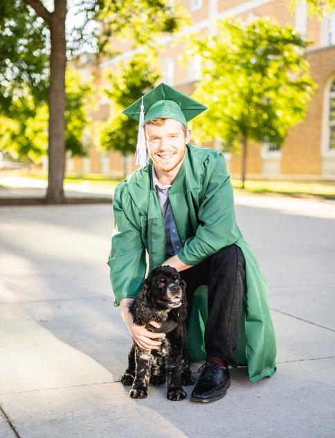 Graduation Portraits_Friday Films + Foto