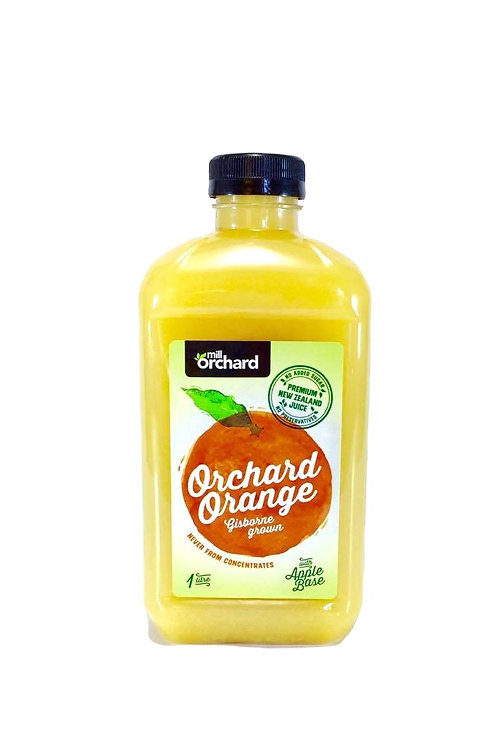 Mill Orchard Orchard Orange with apple base 1 litre Carton of 10