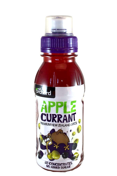 Mill Orchard Apple Currant 250ml Carton of 15