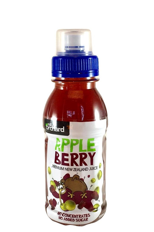 Mill Orchard Apple Berry 250ml Carton of 15