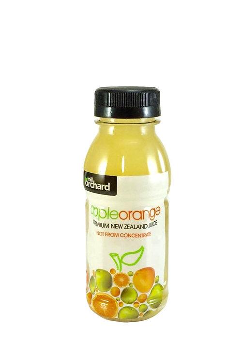 Mill Orchard Apple Orange 250ml Flatcap Carton of 24