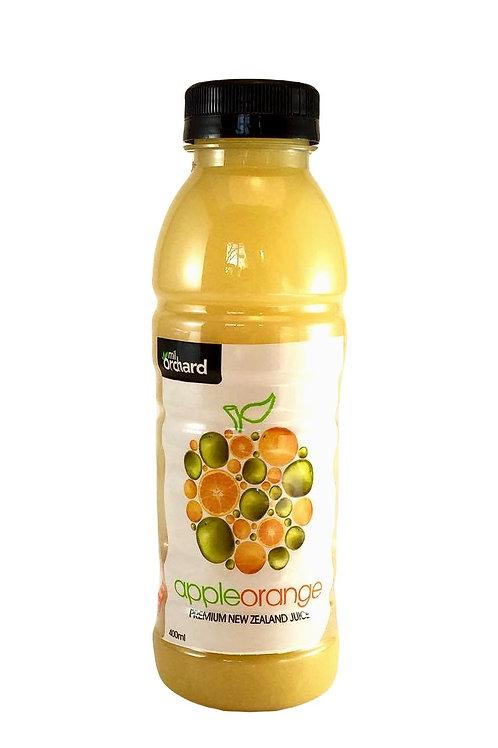 Mill Orchard Apple Orange 400ml Carton of 15