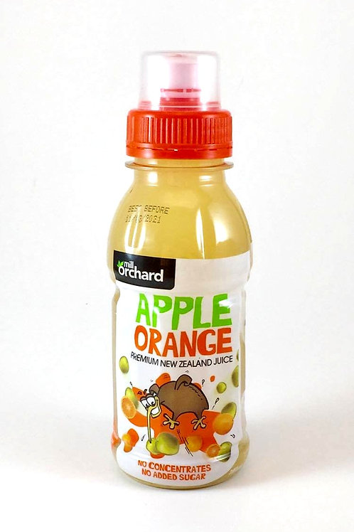 Mill Orchard Apple Orange 250ml Carton of 15