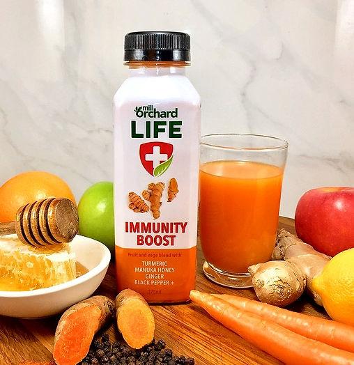 Immunity juice New Zealand