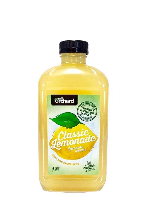 Mill Orchard Classic Lemonade 1 litre Carton of 10