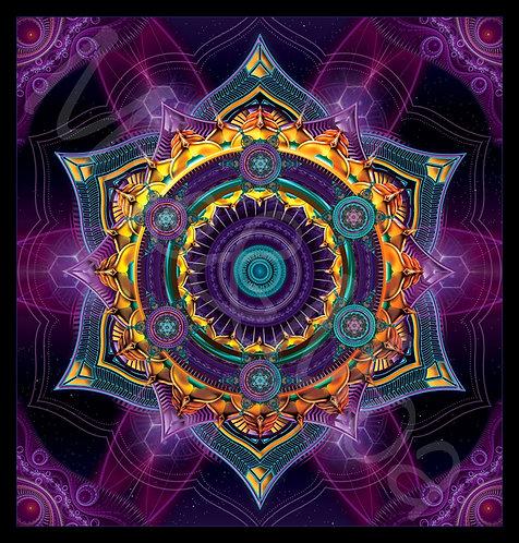 """Mandala """"Dionysus"""""""