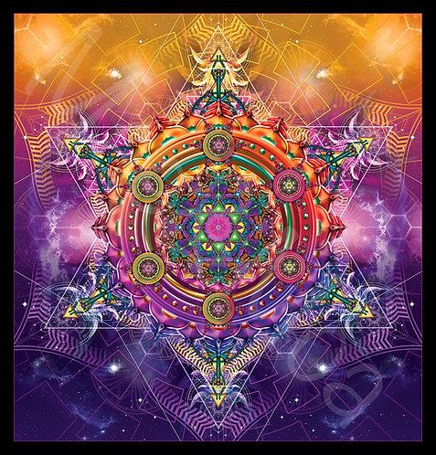"Mandala ""Helios"""