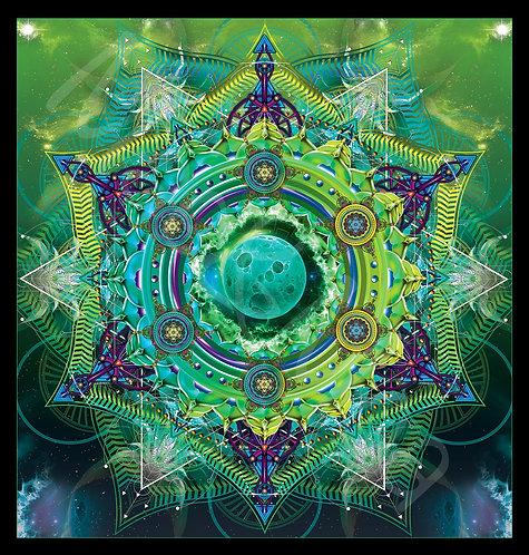 """Mandala """"Gaia"""""""