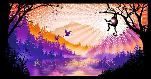 River tree fantasy
