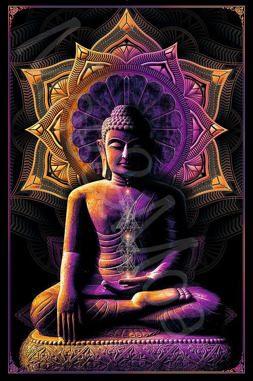 Buddha Purple