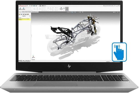 HP ZBook 15v G5 Mobile Workstation - Core i7 9750H / 2.6 GHz - Win 10 Pro
