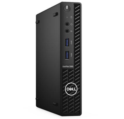 Mini PC Dell OptiPlex 3080 MFF - Micro form factor - Intel Core i5 10500T