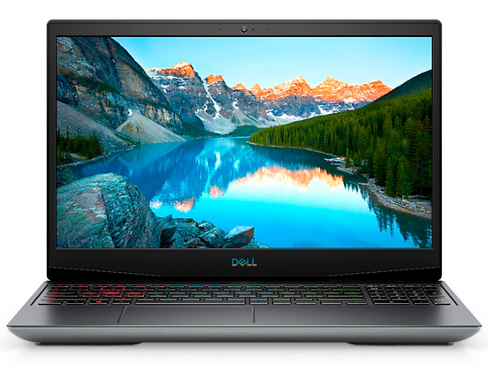 Dell G5 SE 5505 - Ryzen 7 4800H / 2.9 GHz - Win 10 Home 64 bit