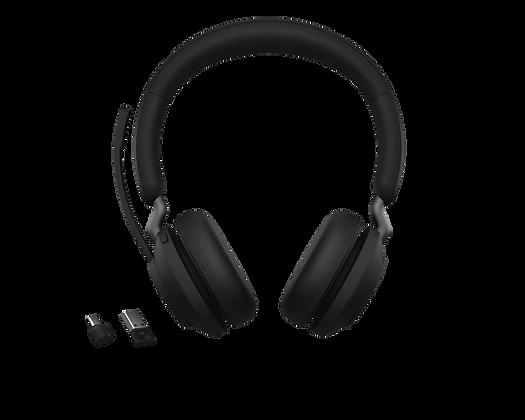 Jabra Evolve2 65 MS Stereo - Auricular - en oreja