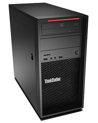 Lenovo ThinkStation P520c - Tower - Intel Xeon W W-2125 / 4 GHz