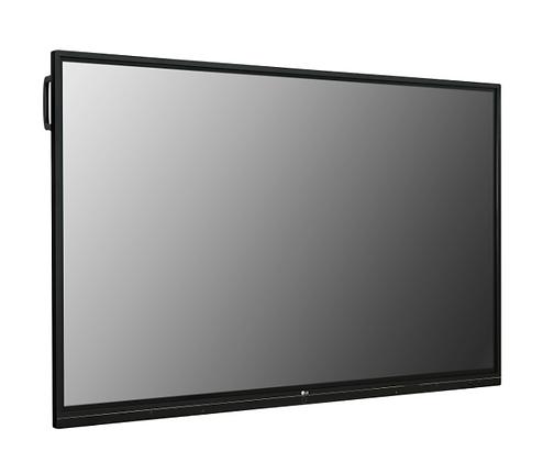 "LG - LED-backlit LCD monitor - 86"""