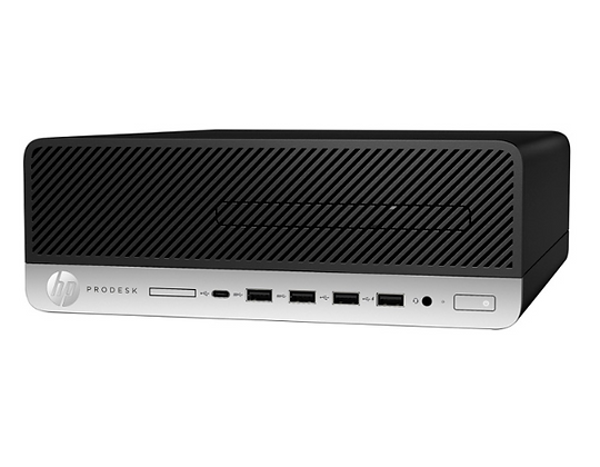 HP ProDesk - Small form factor - Intel Core i7 I7-8700 / 3.2 GHz