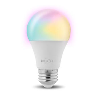 NEXXT Bombilla LED inteligente Wi-Fi 220V - A19