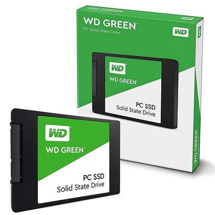 """Unidad de estado solido Western Digital Green, 480GB, SATA 6Gb/s, 2.5"""", 7mm."""