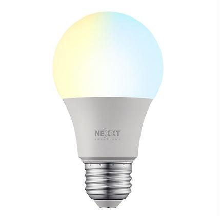 NEXXT Bombilla LED inteligente Wi-Fi 110V - A19