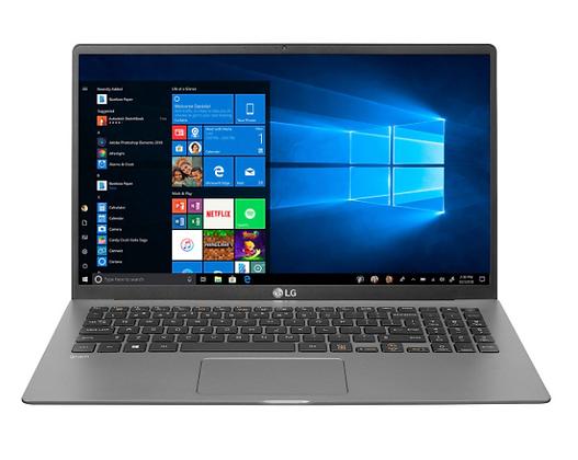 """LG gram 15Z90N-V.AH78B4 - Notebook - 15.6"""""""